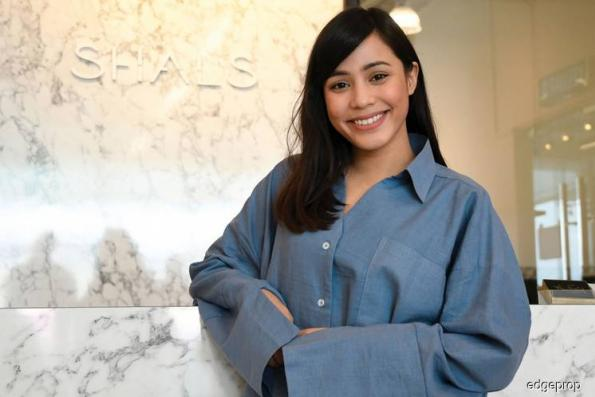 Tips for an open concept wardrobe from Shalma Aina