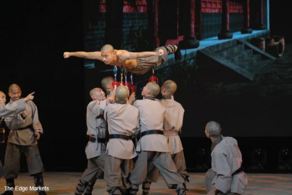 Theatre: Soul of Shaolin captivates at Resorts World Genting