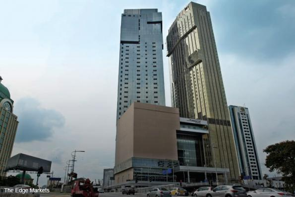 Sheraton Petaling Jaya Hotel up for private sale