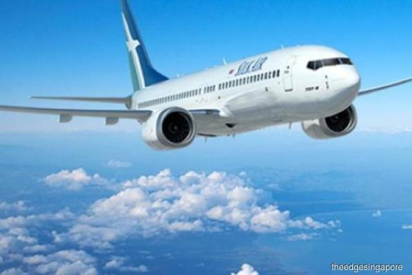 SIA Engineering signs S$484m services agreement with SilkAir for Boeing 737 Max aircraft