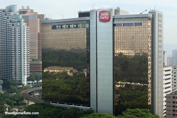 Sime Darby Bhd closes above 50-day moving average