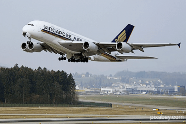 SIA passenger load factor falls to 77% in Nov