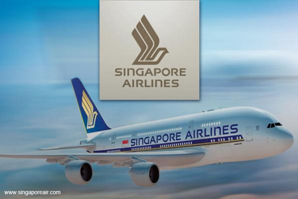 Singapore Airlines 1Q earnings fall 8.4% to S$235.1 mil despite improved revenue