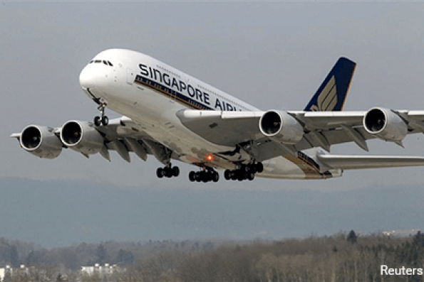SIA Group's passenger carriage up 0.1% in Sept