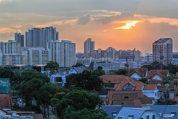 Surging Singapore land bids are unsustainable, warns executive
