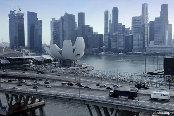 Singapore GDP growth this year seen unchanged at 3.2%: MAS quarterly survey of economists