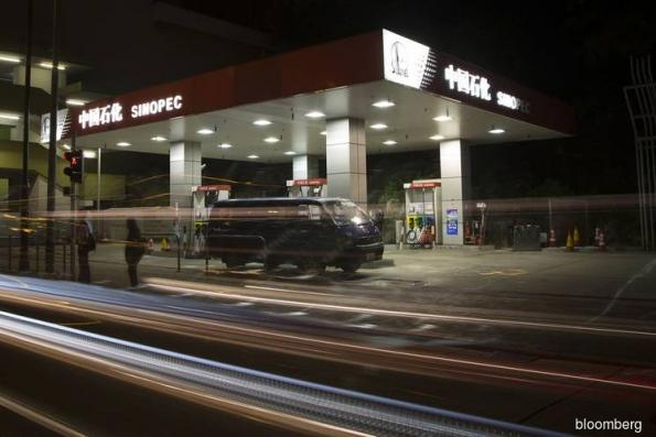 Sinopec is said to win cabinet approval for IPO of retail unit