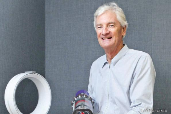 Dyson transforming Johor's high-value manufacturing ecosystem