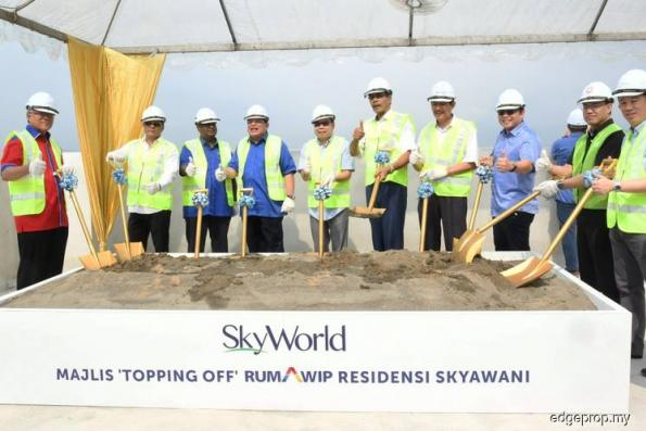 Sky Awani 1 likely to be completed nine months ahead of schedule