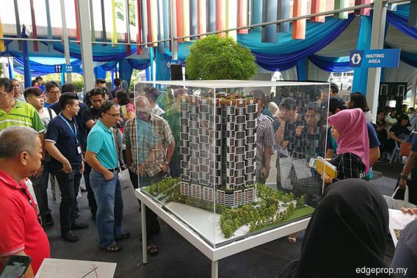 SkyAwani 3 Residences Block A 90% booked