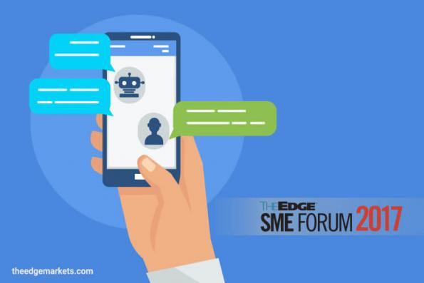 The Edge SME Forum 2017: The rise of the chatbots