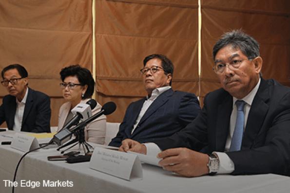 Sona shareholders say no to QA