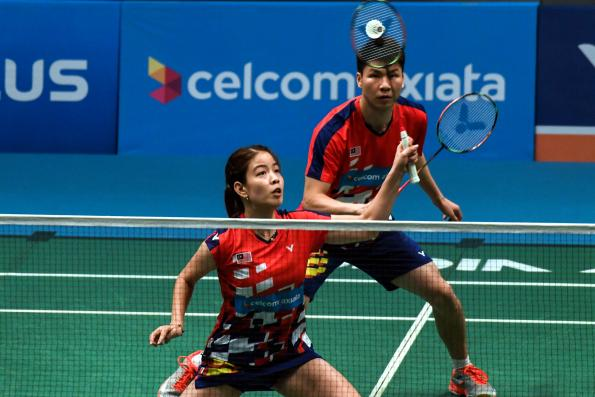 Soon Huat-Shevon duo wins Singapore Badminton Open