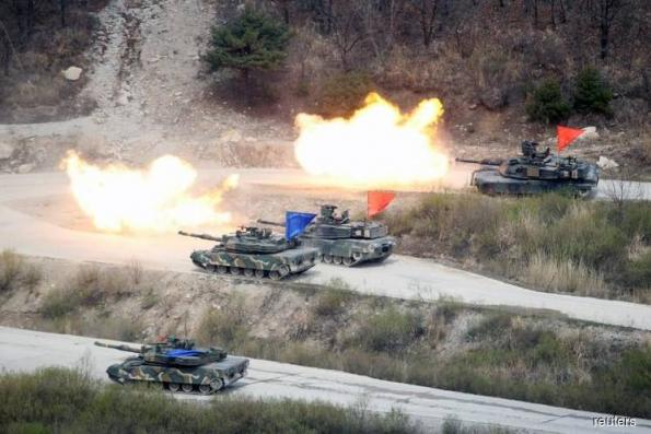 S.Korea to announce joint military drill plan with U.S. before April