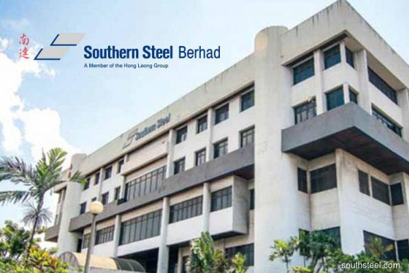 Southern Steel falls 10.62% after slipping into the red in 2Q