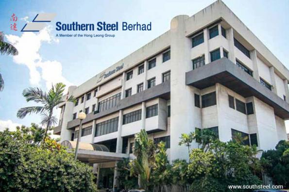 Southern Steel climbs 1.58% on positive technicals
