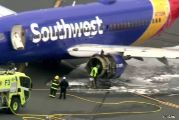 French investigators to assist probe into Southwest Airlines' engine explosion