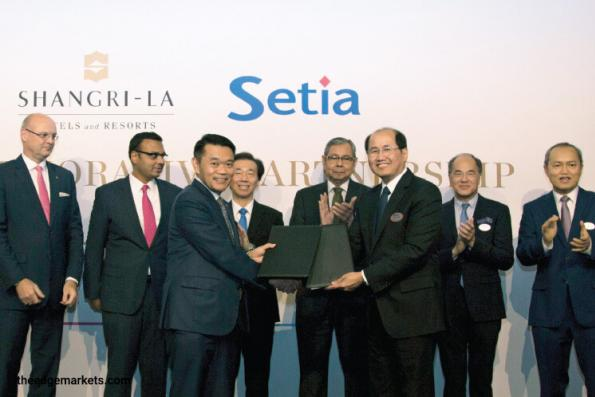 S P Setia picks Shangri-La as Melbourne hotel operator