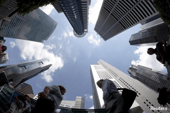 Will Singapore's office property rents bottom in 2017?