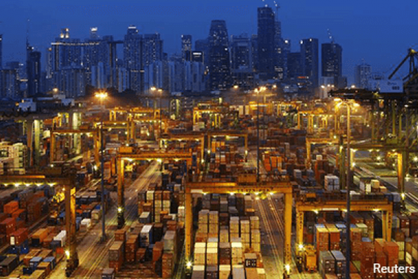 Singapore January exports seen up 7.0% y/y as manufacturing builds momentum