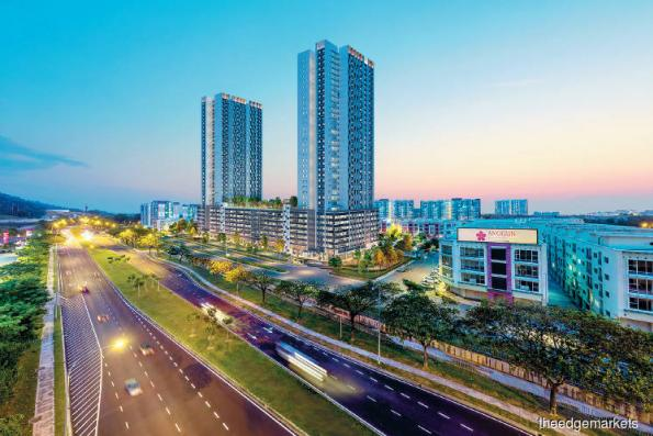A new residential oasis in Setia Alam