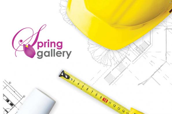 Spring Gallery CEO resigns