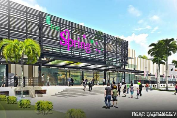 First lifestyle mall in Bintulu set to open mid-November