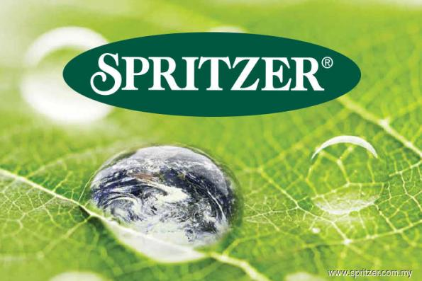 Break-even seen for Spritzer's trading unit