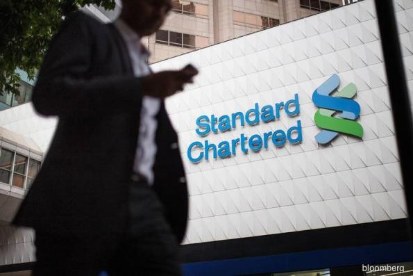 StanChart is said to be probed on US$1.4 bil client transfers