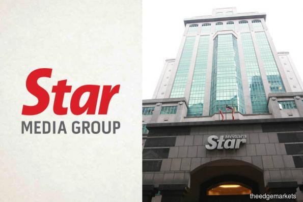 法庭裁决后 Star Media起JAKS跌