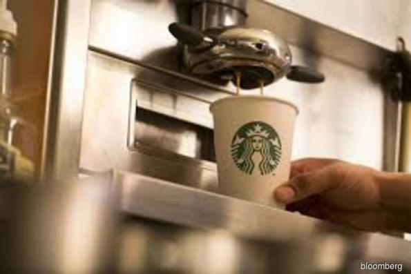 Nestle's first Starbucks products to go on sale in coffee tie-up