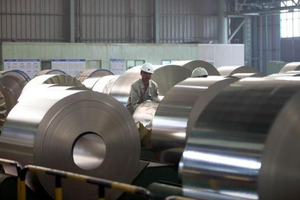 China steel output hits record in July at 74 mln tonnes — stats bureau