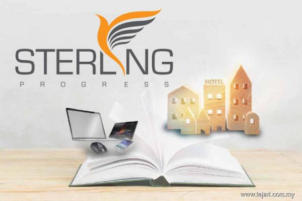 Sterling Progress sees 4.4% stake traded off-market