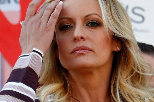 U.S. judge dismisses Stormy Daniels' hush-money settlement case against Trump