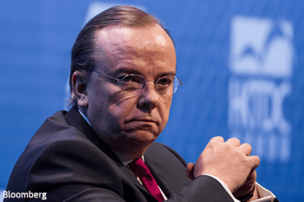HSBC CEO: Bankers generating 20% of London revenue may move to Paris