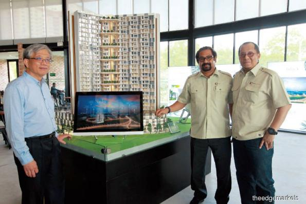 Nadi Cergas builds to meet current market demand
