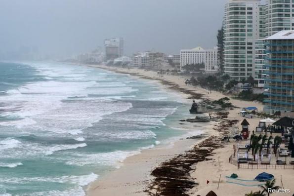 Subtropical Storm Alberto to strengthen over next 48 hours - NHC
