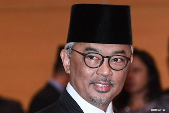 Pahang sultan leaves selection of Agong to Rulers' Council