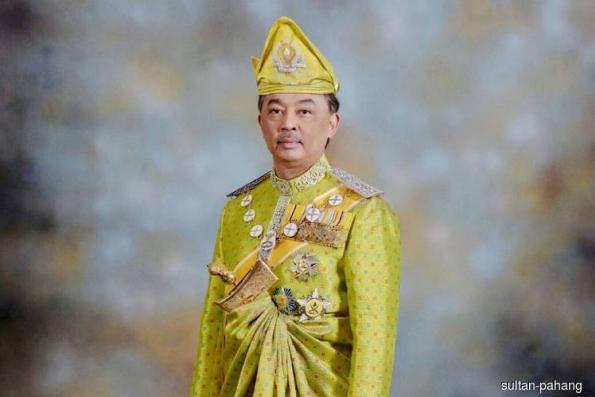 Sultan of Pahang 16th King, Sultan of Perak Deputy King