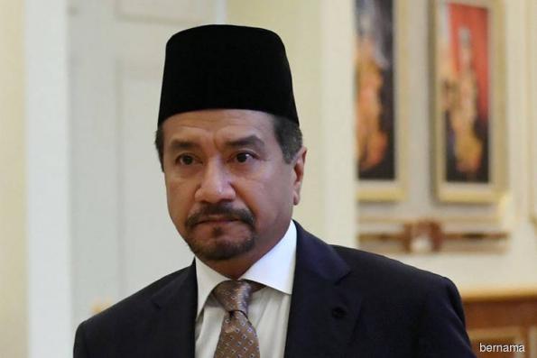 Sultan Mizan of Terengganu chairs meeting to elect new King