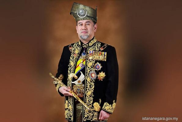 Sultan Muhammad V consents to attend events and ceremonies in conjunction with His birthday