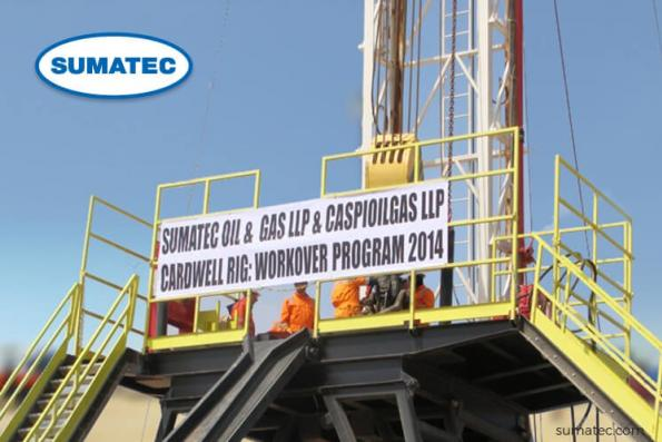 幸马泰资源伙伴CaspiOilGas颁布5500万美元合约