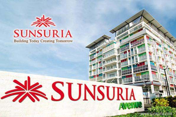 Sunsuria to jointly develop RM187m commercial lots in Johor