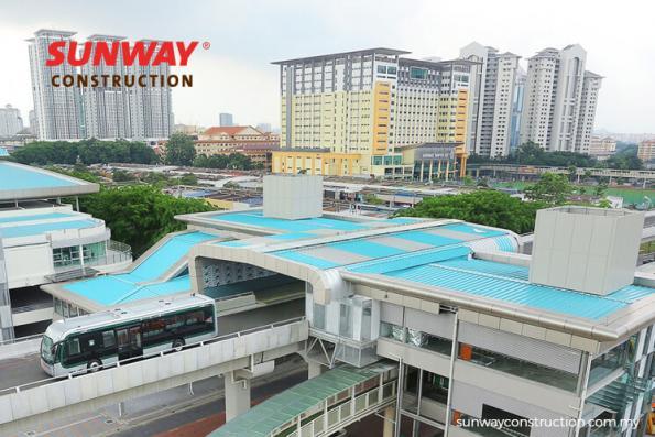 Taisei-Sunway JV bags RM139.83m warehouse construction job