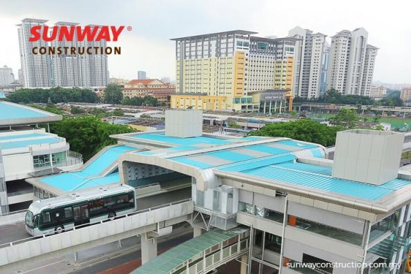 大成-双威联营公司包揽1.4亿仓库建设合约