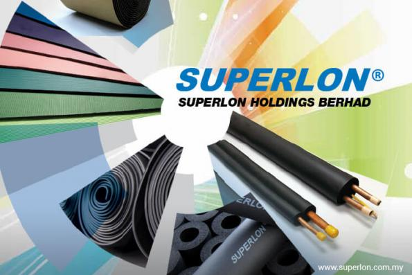 Superlon slumps 15.58% on lower 1Q earnings