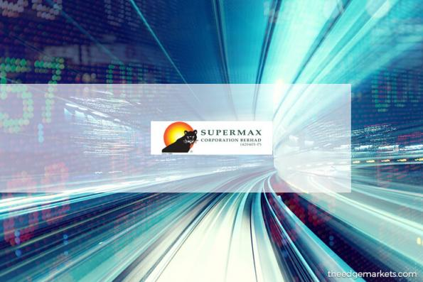 Stock With Momentum: Supermax Corp