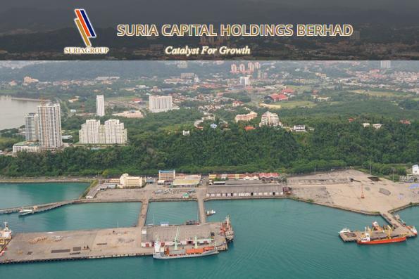Suria Capital 3Q net profit surges 4.6 times, declares 3.5 sen dividend