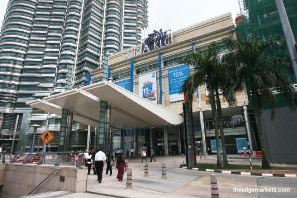 Suria KLCC losing some of its shine?