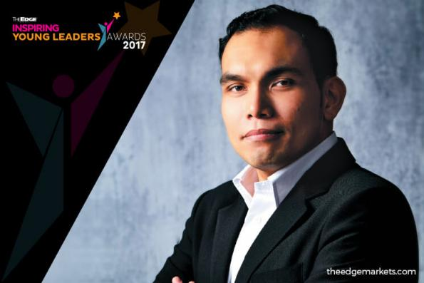 The Edge Inspiring Young Leaders Awards 2017: SYAHREDZAN JOHAN – Civil liberties lawyer